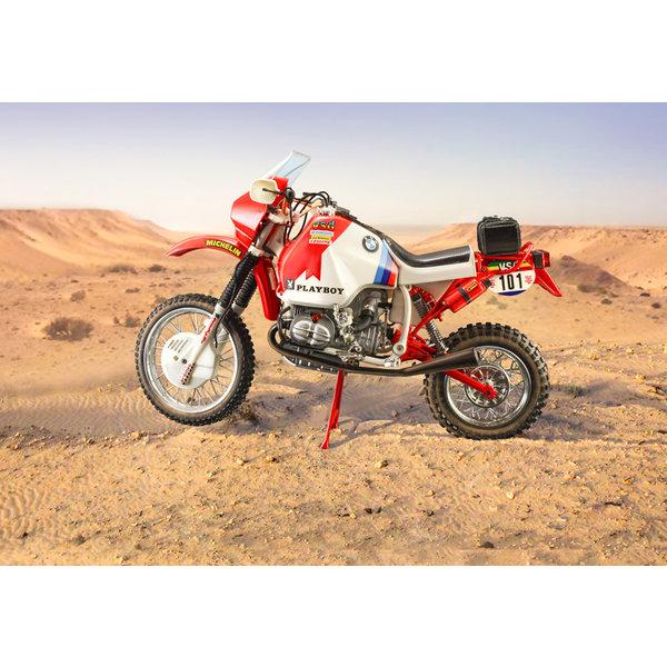 Italeri 1:9 BMW R80 G/S1000 Dakar 1985