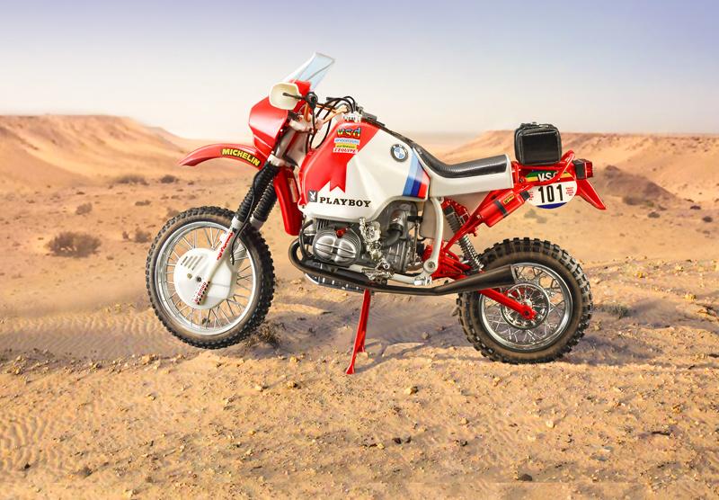 1:9 BMW R80 G/S1000 Dakar 1985-1