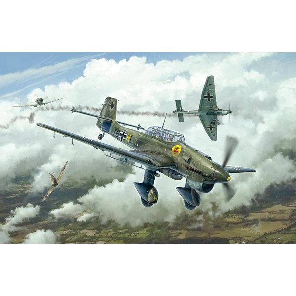 Italeri 1:48 Junkers Stuka Ju87B