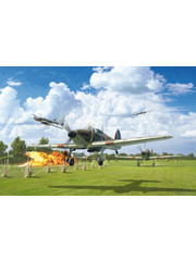 Italeri 1:48 Hurricane Mk. 1 Battle of Britain