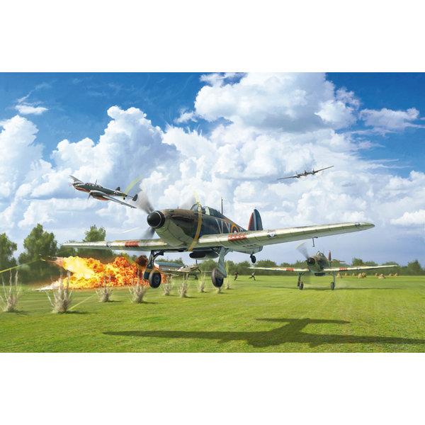 Italeri 1:48 Hurricane Mk. 1 Battle of Britain