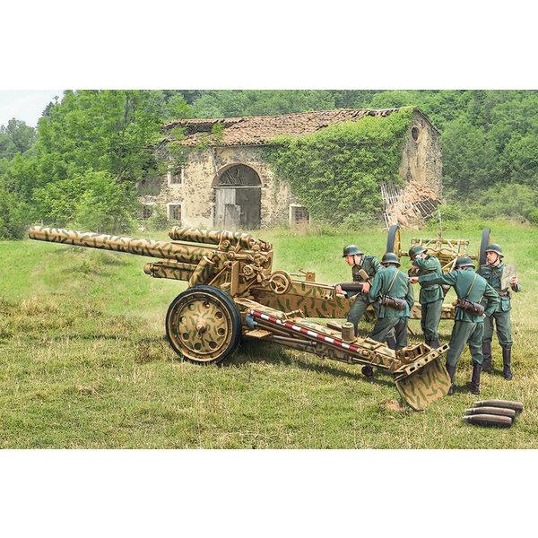 Italeri 1:72 Field Howitzer 15cm