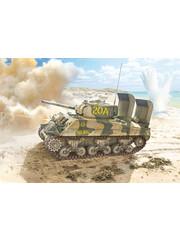Italeri 1:35 M4 Sherman Tank US Marine Corps