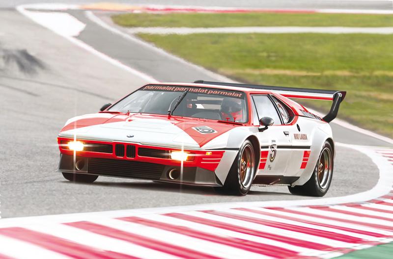 1:24 BMW M1 Procar-1