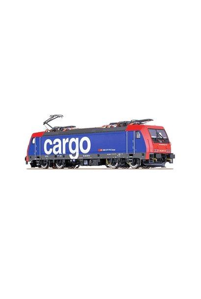 43986 Re 484, SBB Cargo DC Sound
