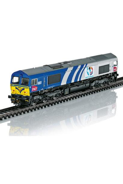 22696 Diesellok Class 66 SNCF