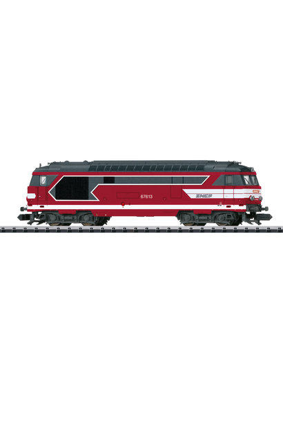 16706 Diesellok Serie BB 67400