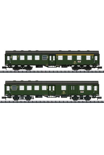 15077 Umbauwagen-Set DB