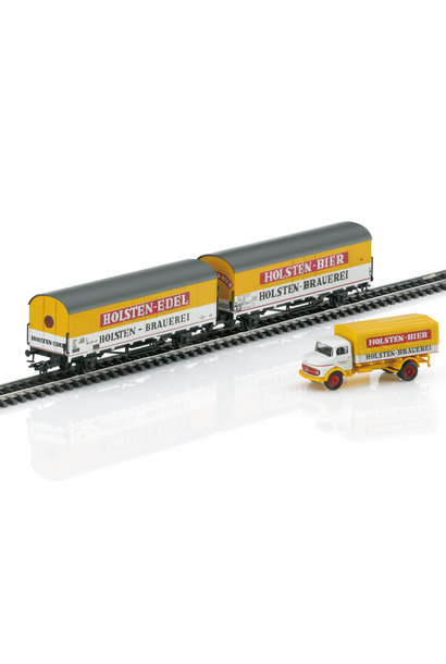 46172 Bierwagen-Set Holsten DB