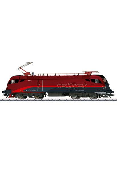39871 E-Lok Reihe 1116 railjet ÖBB