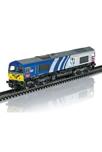 39064 Diesellok Class 66 SNCF