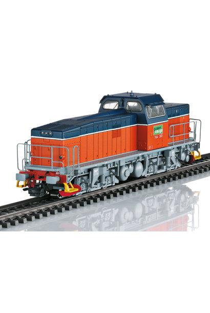 37945 Diesellok T44 Green Cargo SE