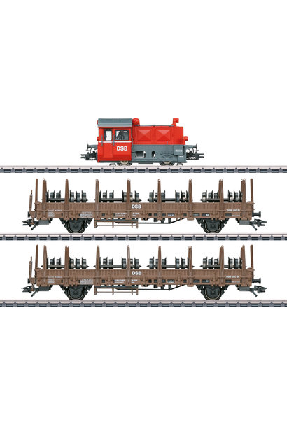 26617 Zugpackung Köf II DSB