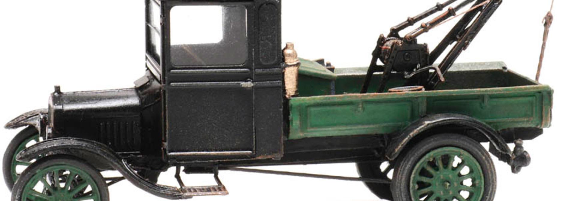 387.419 Ford model TT takelwagen