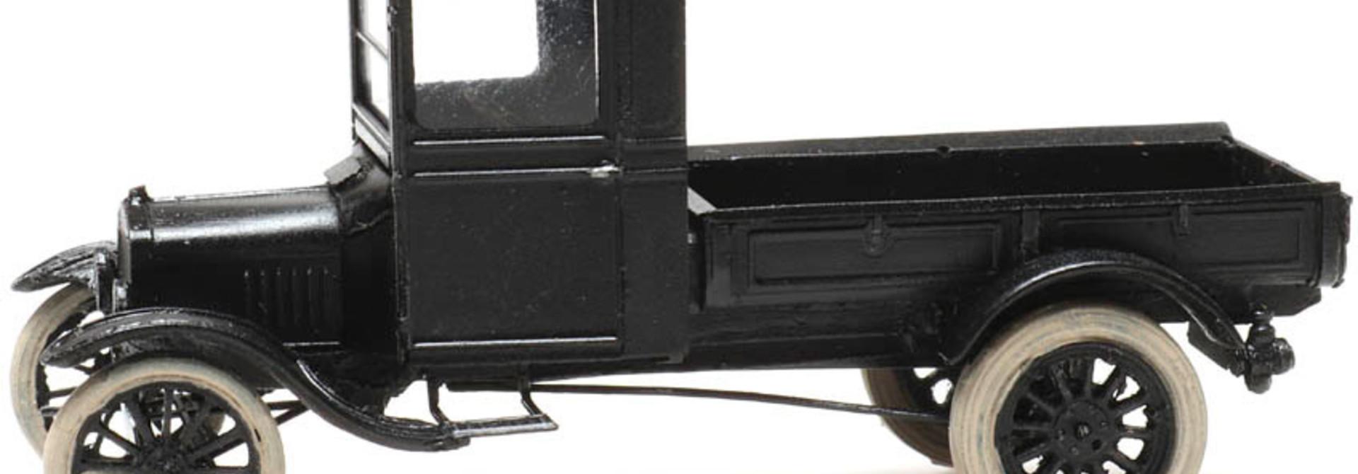 387.417 Ford model TT open bakwagen