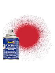 Revell 34330 Spray feuerrot, seidenmatt