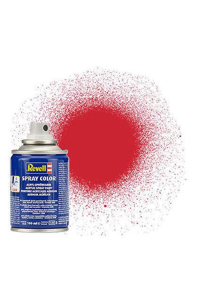 34330 Spray feuerrot, seidenmatt