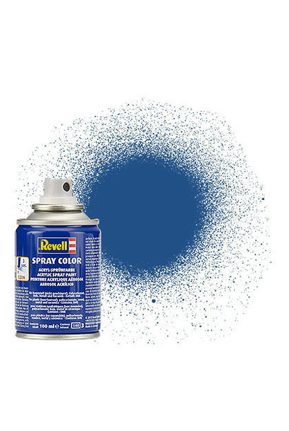 34156 Spray blau, matt