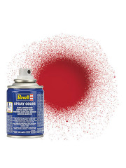 Revell 34134 Spray Italian Red, glänzend