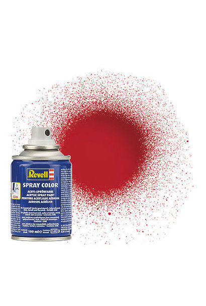 34134 Spray Italian Red, glänzend