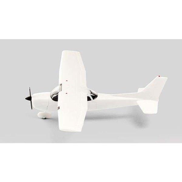 Herpa Cessna 172, Wit (Minikit)