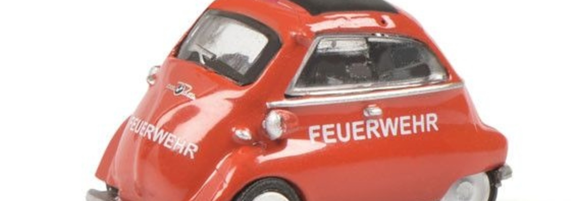 """BMW Isetta """"Feuerwehr"""""""