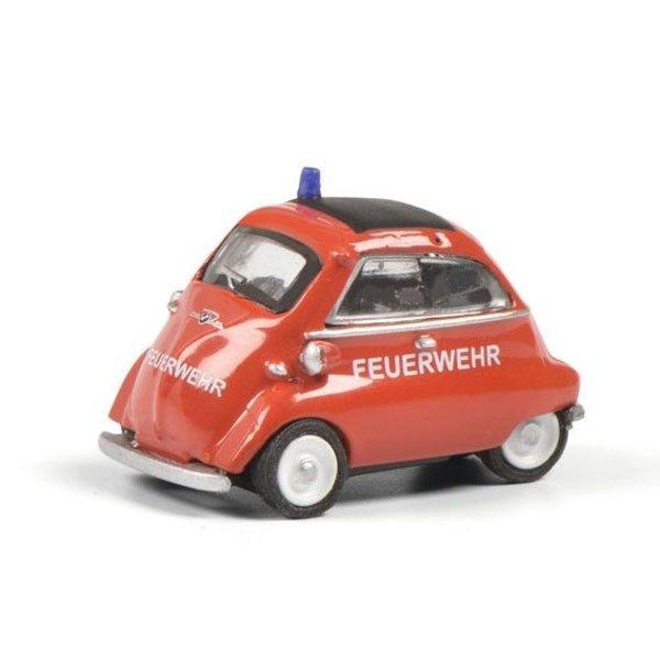 """Schuco BMW Isetta """"Feuerwehr"""""""