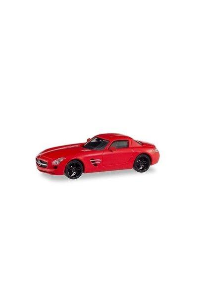 Mercedes Benz SLS AMG (Rood)
