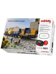 Märklin 29023 digitale startset Nederlandse goederentrein