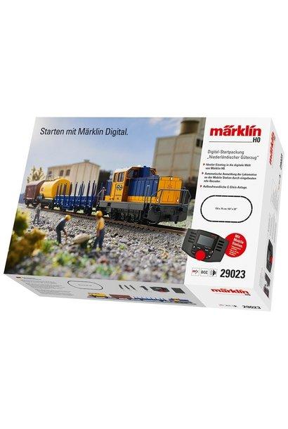 29023 digitale startset Nederlandse goederentrein