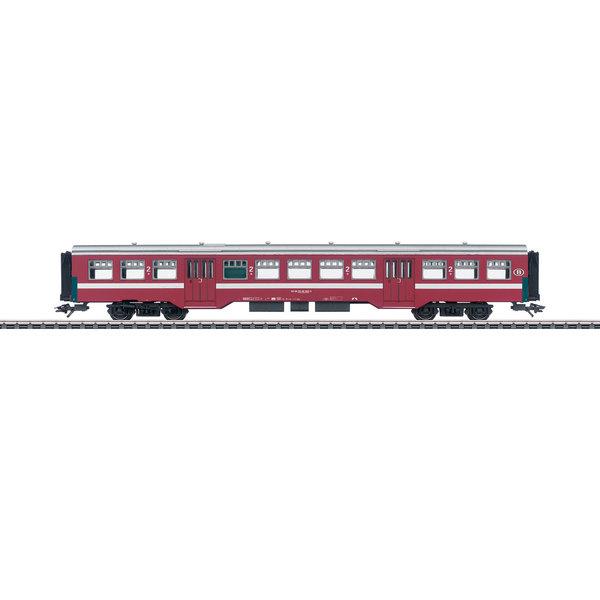 Märklin 43545-02 Buurtverkeersrijtuig M2 2. klasse