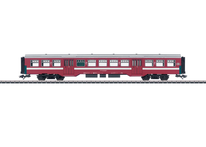 43545-02 Buurtverkeersrijtuig M2 2. klasse-1