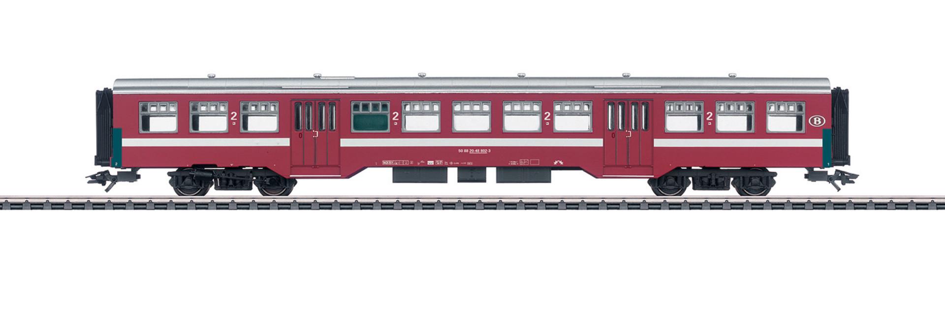 43545-01 Buurtverkeersrijtuig M2 1/2 klasse