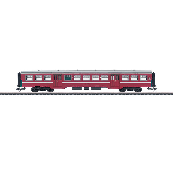 Märklin 43545-01 Buurtverkeersrijtuig M2 1/2 klasse