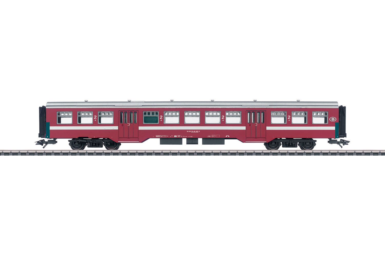 43545-01 Buurtverkeersrijtuig M2 1/2 klasse-1