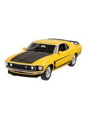 Revell 1:25 1969 Ford Mustang Boss 302