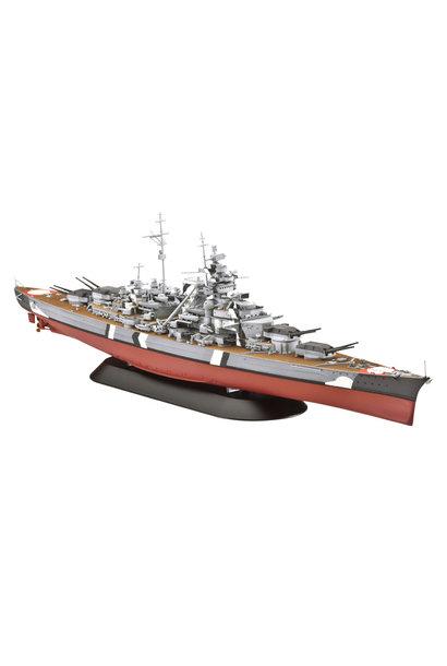 1:700 Battleship Bismarck