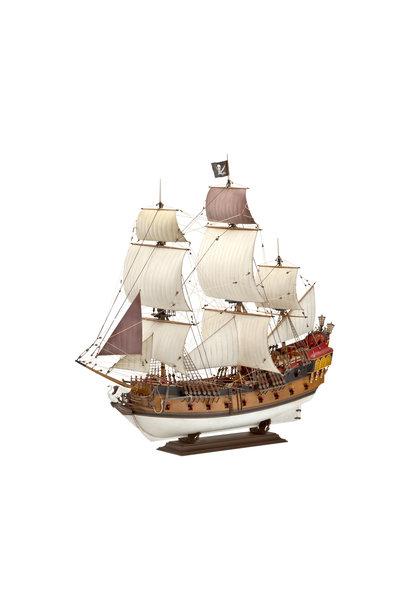 1:72 PIRATE SHIP