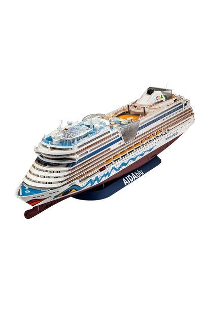 1:400 Cruiser Ship AIDA