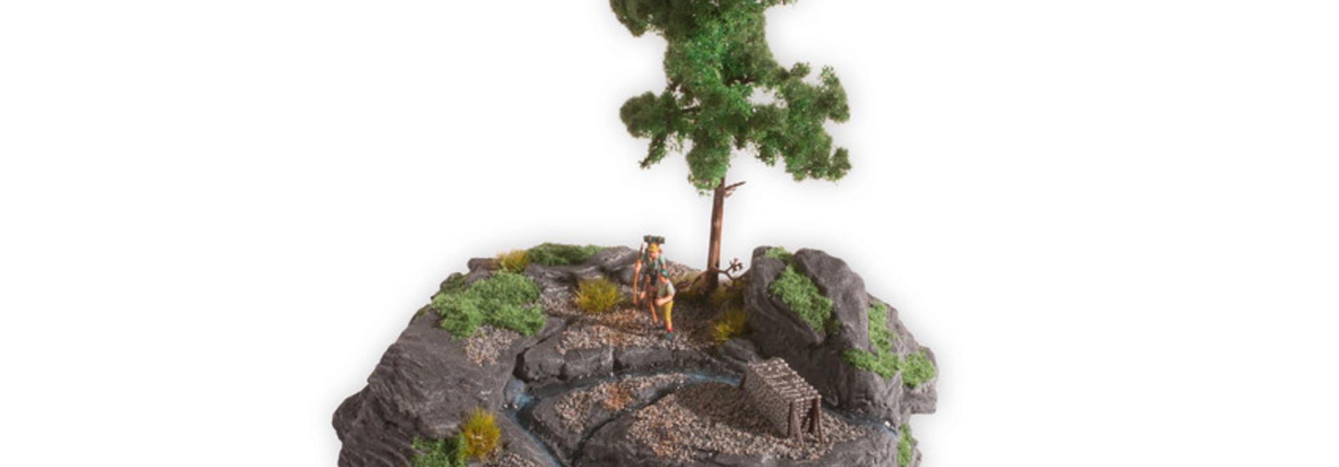 "10012 Diorama Kit ""Rocky Mountain"""