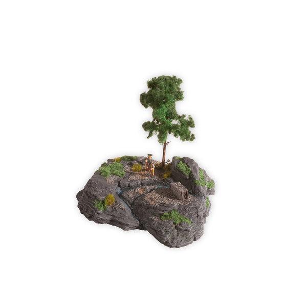 """NOCH 10012 Diorama Kit """"Rocky Mountain"""""""