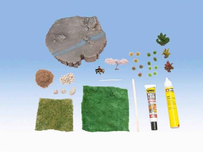 "10002 Diorama Kit ""Summer Breeze""-3"