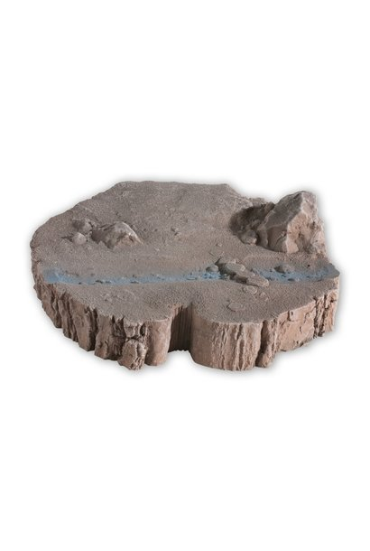 "10001 Diorama Base ""Treetrunk"""