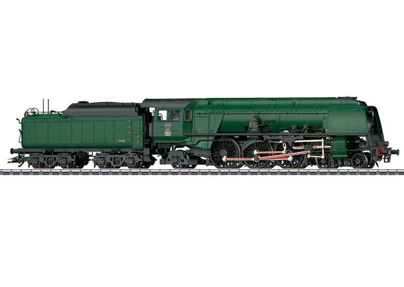 39480 sneltrein stoomlocomotief Serie 1 van de NMBS-2