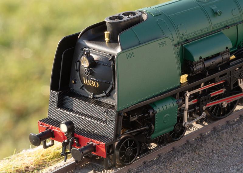 39480 sneltrein stoomlocomotief Serie 1 van de NMBS-8