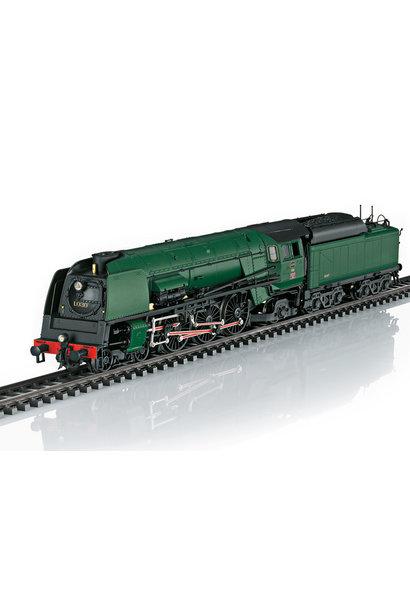 25480 sneltrein stoomlocomotief Serie 1 van de NMBS