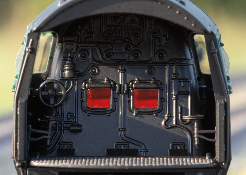 25480 sneltrein stoomlocomotief Serie 1 van de NMBS-4