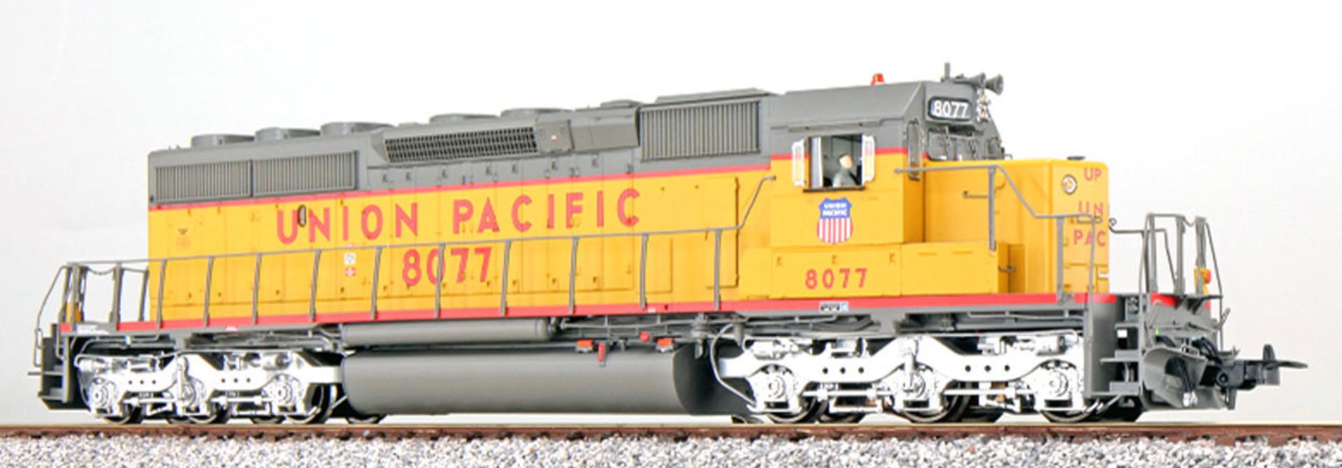 31454 zware diesellocomotief EMD SD40-2 van de Union Pacific