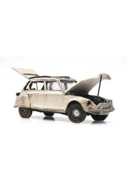 487.601.05 H0 Citroën Dyane RIP-Serie