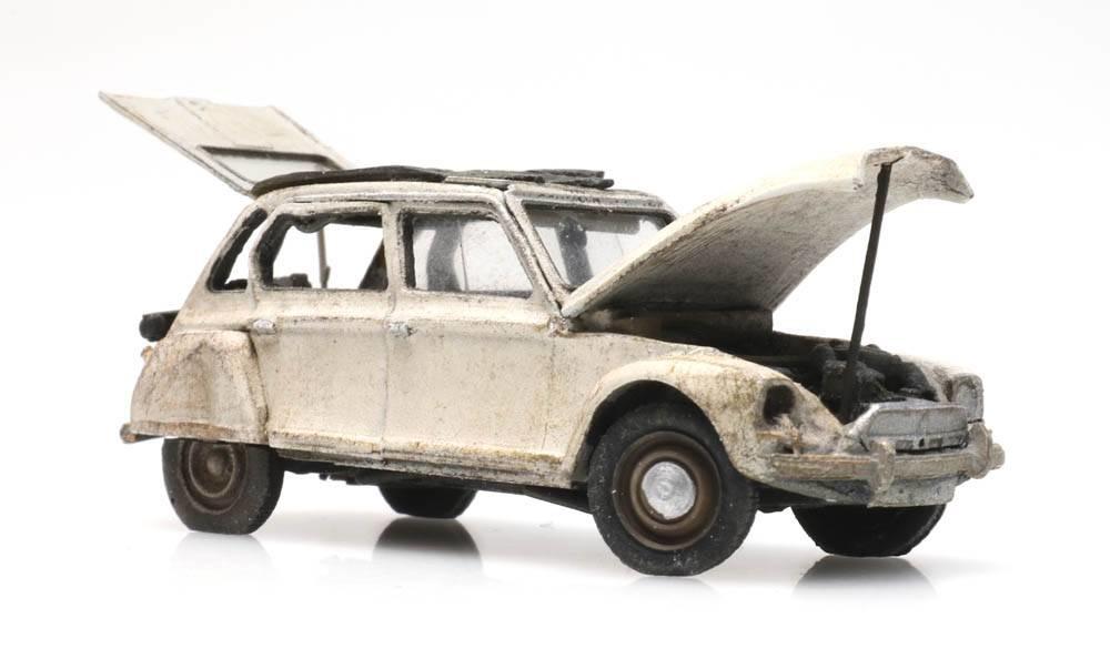 487.601.05 H0 Citroën Dyane RIP-Serie-1